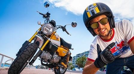 Honda slaví nejlepší prodejní výsledek v historii českého motocyklismu!