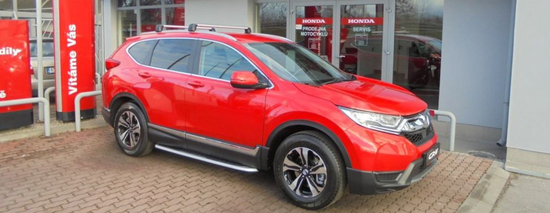 HONDA CR-V EXCLUSIVE